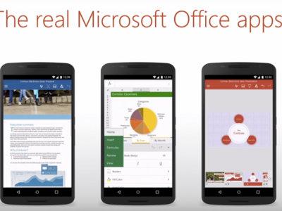 Microsoft Word, PowerPoint y Excel ahora con accesos directos a los archivos y soporte IRM