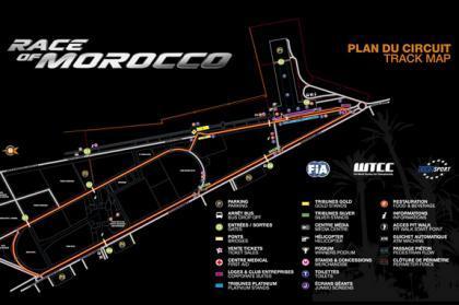 Presentado el circuito de Marrakech para el WTCC