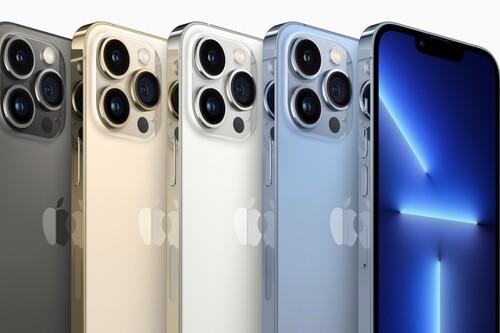 Los iPhone 13 Pro y iPhone 13 Pro Max llegan con los 120 Hz de ProMotion, un gran salto en cámaras y mayor autonomía