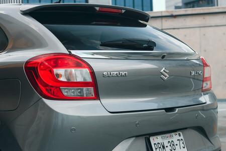 Suzuki Baleno Prueba De Manejo Resena Review Mexico Opiniones 46