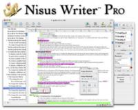 Nisus Writer Pro para Mac OS X presentado