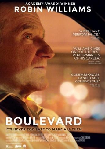 'Boulevard', tráiler de la última película protagonizada por Robin Williams