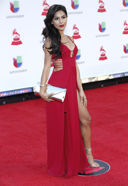 latim grammy 2018 red carpet