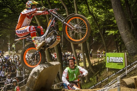 Toni Bou Trialgp Japon 2018