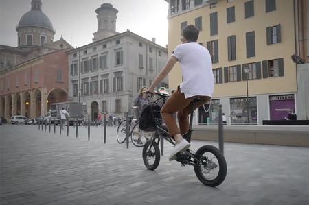 Trilix Ebike Bicicleta Electrica Plegable 2020 2