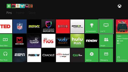 Microsoft desvela la lista inicial de aplicaciones y servicios que llegarán a Xbox One