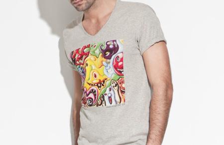 Kenny Scharf Zara 2