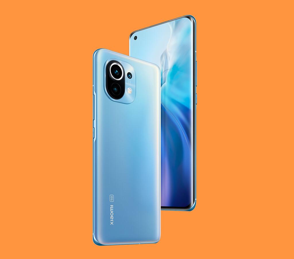 Xiaomi Mi 11: el primer móvil con el Snapdragon 888 viene con pantalla 2K a 120Hz