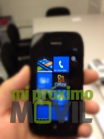 Nokia Lumia 710 y Lumia 800 llegan a las oficinas de Telcel