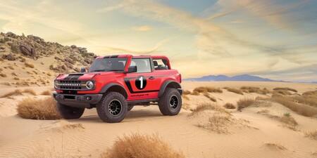 Ford Bronco Velociraptor V8, Hennessey se prepara para crear una versión supervitaminada del SUV con 750 hp