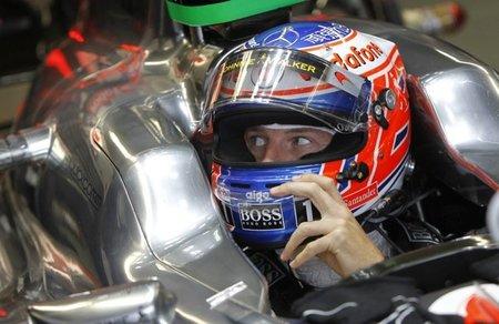 McLaren dispuesta a pagar más para que Jenson Button no se escape