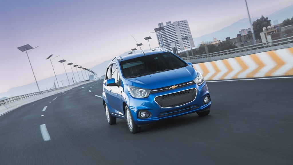 Chevrolet Beat Precios Versiones Y Equipamiento En Mxico