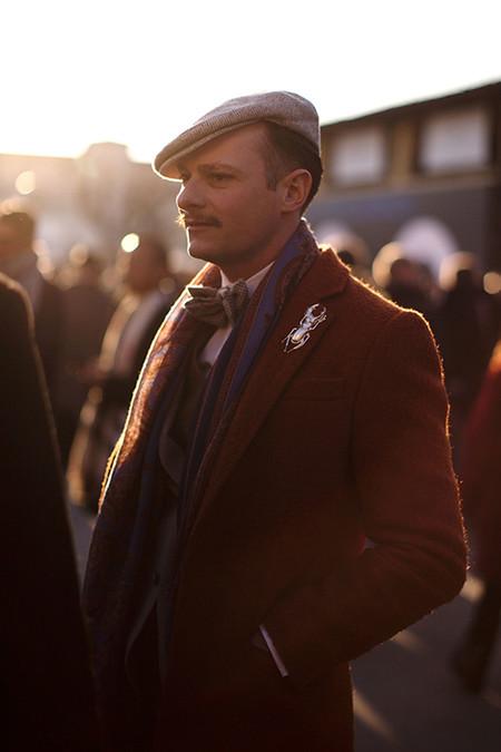 El mejor street-style de la semana: mucho frío, sí... ¡pero con estilo!