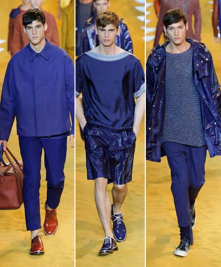 Fendi azul moda