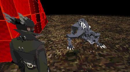 Bloodborne PSX, el demake que nos muestra cómo sería el juego si se hubiese lanzado en la primera PlayStation