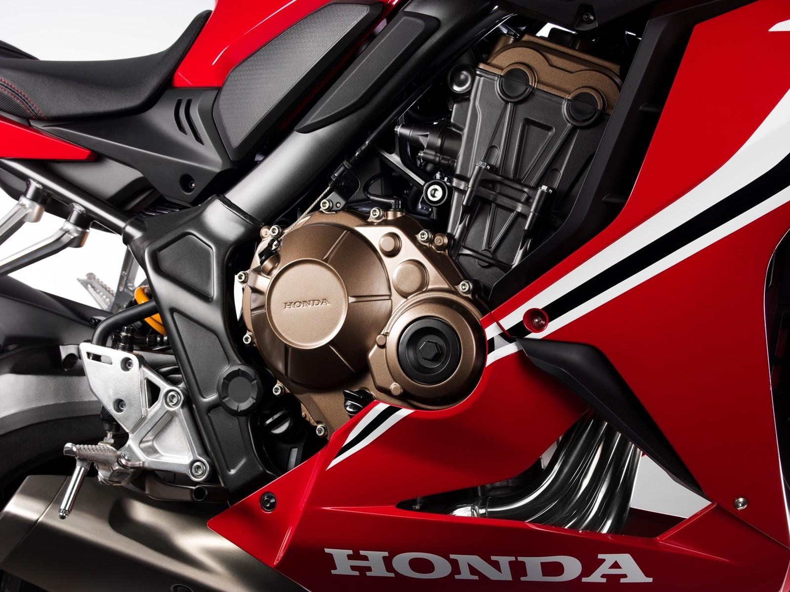 Foto de Honda CBR650R 2019 (12/61)