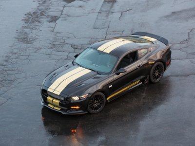 Ford Shelby GT-H, por unos cuantos dólares podrás conducir una de las 140 unidades que se fabricarán
