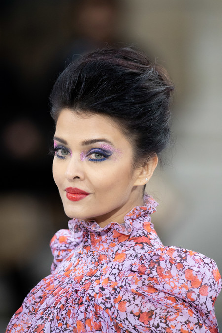 Aishwarya Rai Ledefile Runway Beauty