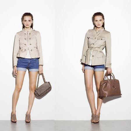 Tendencia moda femenina: los shorts y mini-shorts del Verano 2010