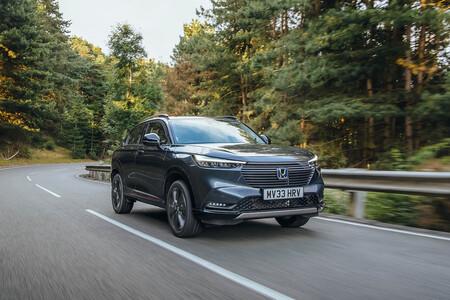 El nuevo Honda HR-V e:HEV ya está disponible en España: un SUV urbano híbrido desde 30.500 euros