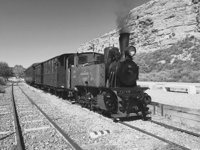 Viaja En El Tren Historico De Arganda