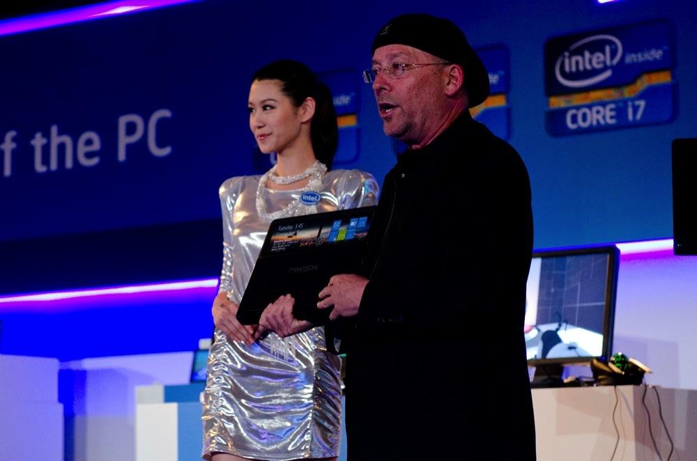Foto de Intel Nikiski en CES 2012 (1/8)