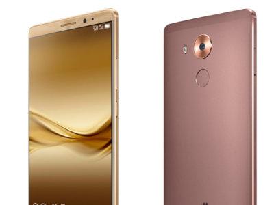 Huawei Mate 8 llega a España entre todo el ruido del CES: a partir de 549 euros