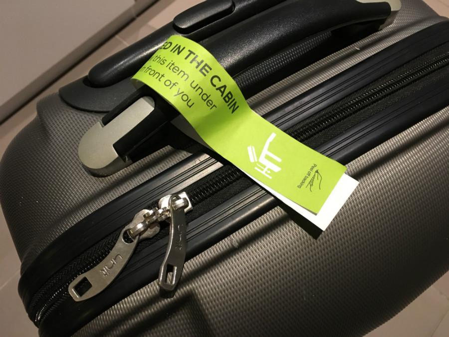 9a9b90a1d Si vuelas con Transavia, ten en cuenta su política de equipaje en cabina