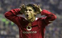 Cristiano Ronaldo, felices 23