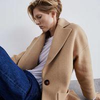 Desprendiendo estilo sin pasar gota de frío: Zara nos presenta los 21 abrigos perfectos de la temporada