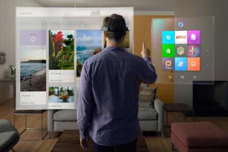 Estas son las especificaciones de HoloLens, el dispositivo de Realidad Aumentada de Microsoft
