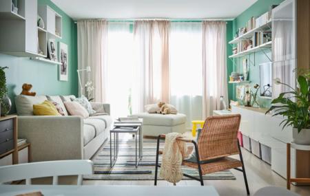 Cómo decorar un salón alargado: siete ideas para ganar espacio sin perder nada de estilo