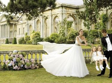 Pronovias campaña 2012: ¿novia o invitada?