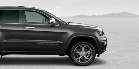 Jeep R Grand Cherokee Overland 2020