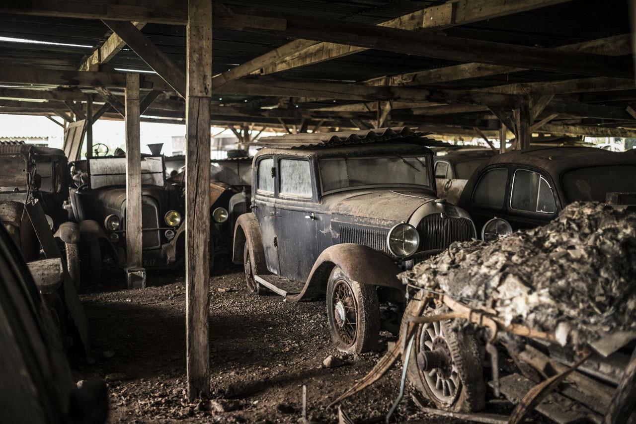 Foto de Descubren más de 100 clásicos en un granero francés (20/27)