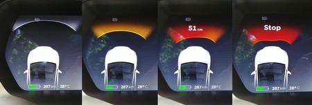 Tesla Model X Sensores