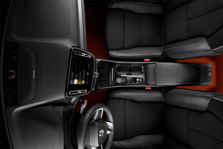 Foto de Volvo XC40, toma de contacto (21/114)