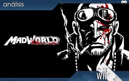 'MadWorld'. Análisis