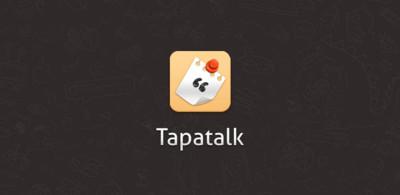 Tapatalk para Android ahora cuenta con una versión gratuita