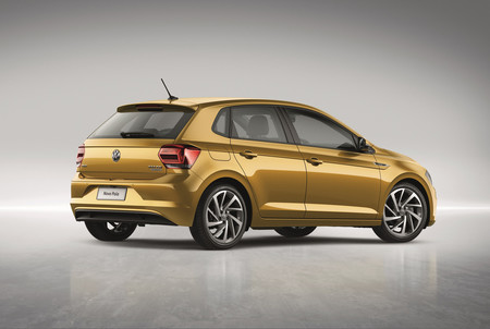 Volkswagen Polo 2019 Mexico 8