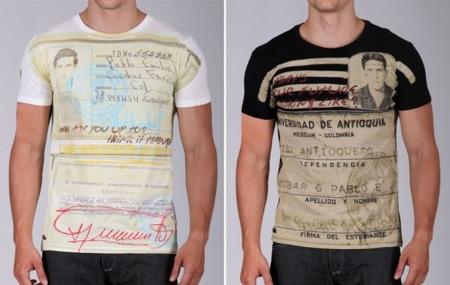 Colección de ropa inspirada en la imagen de un jefe 'narco'