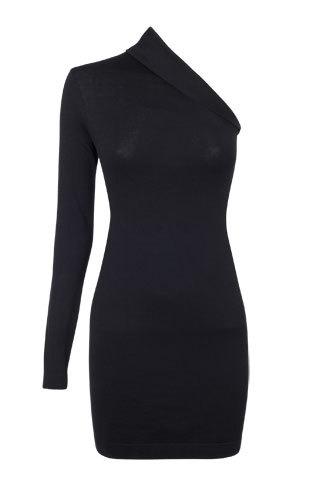 Foto de Vestidos negros Etxart &Panno Otoño-Invierno 2010/2011: el color que nunca falla (7/10)
