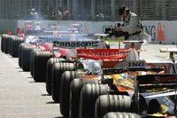 Calendario provisional de Fórmula 1 2009