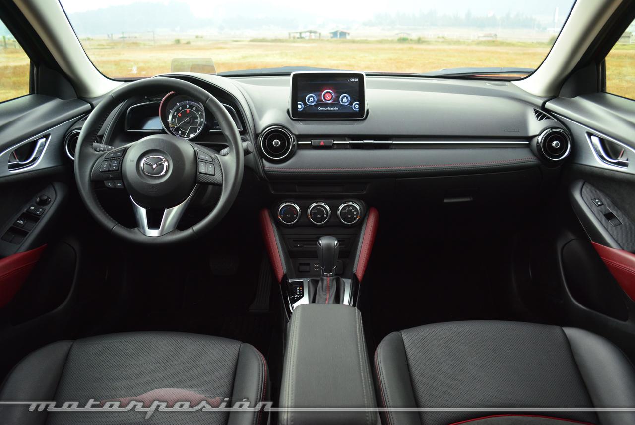 Foto de Mazda CX-3 (Prueba) (3/16)