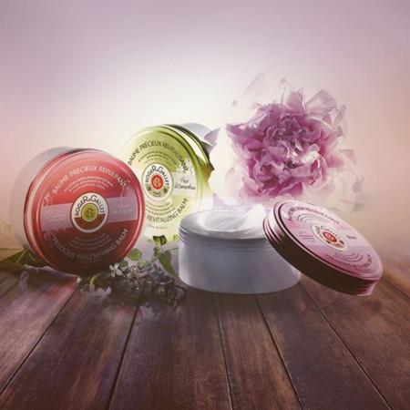 Bálsamo relajante a la rosa de Roger & Gallet, ultra nutritivo y con un olor delicioso
