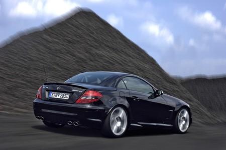 Mercedes Benz Slk 55 Amg Black Series 3