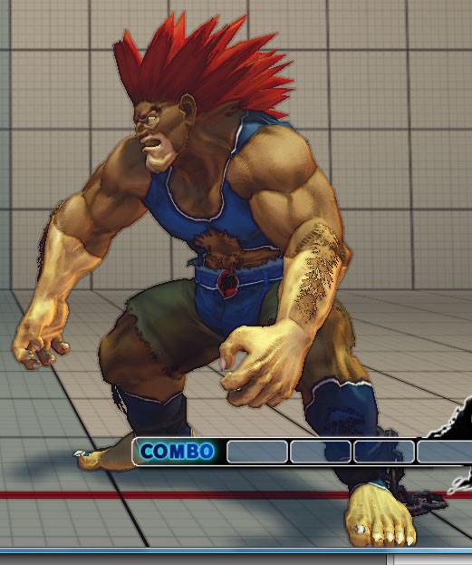 Foto de 'Street Fighter IV' mods de personajes (3/23)