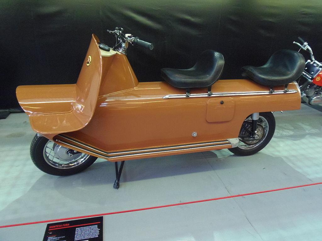 Montesa Fura 1958 1