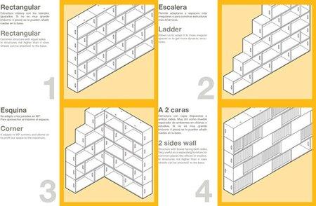 BrickBox - qué se puede construir