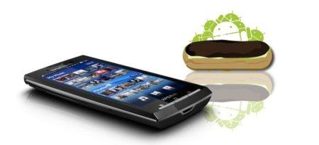 Las novedades de la actualización del Sony Ericsson Xperia X10 en vídeo